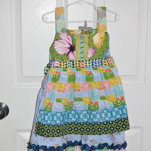 New NWT Size 6 Matilda Jane Trunk Keeper Dress